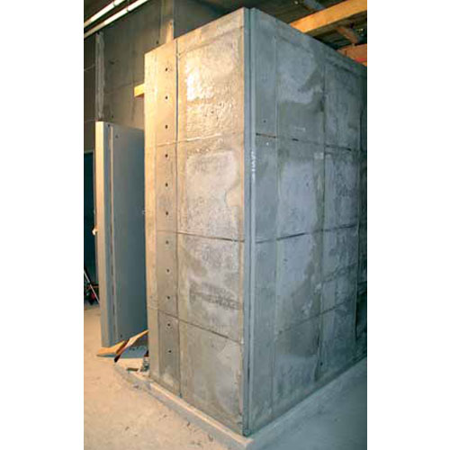 Prefabricated Vaults