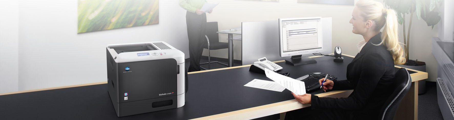 Color A4 Printer