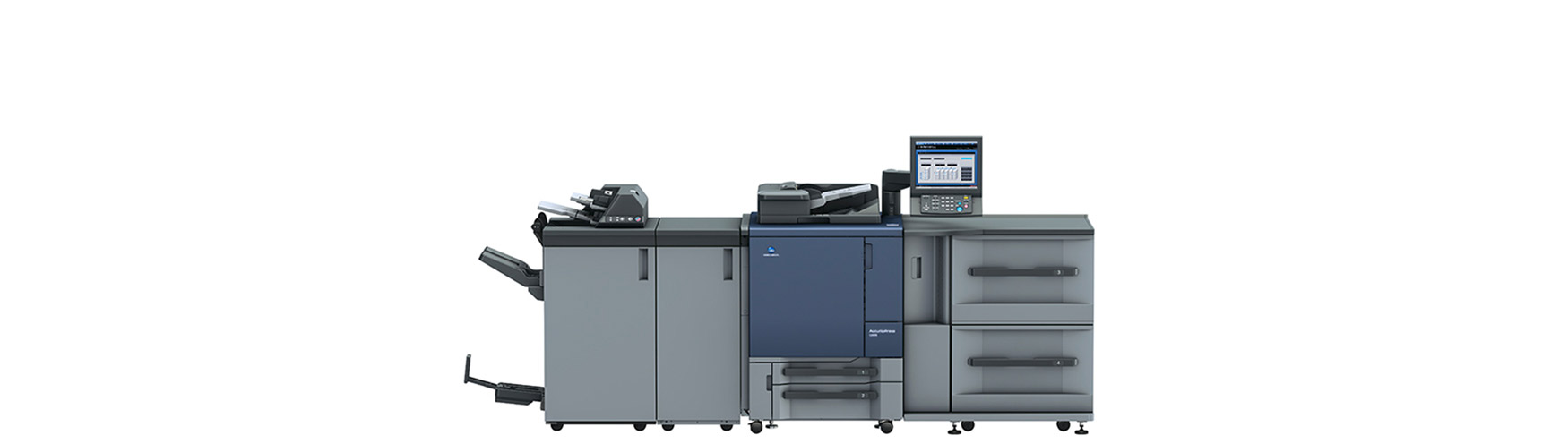 Production Print Machines